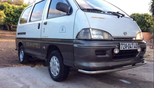 Cần bán lại xe Daihatsu Citivan MT sản xuất 2003, màu trắng, nhập khẩu