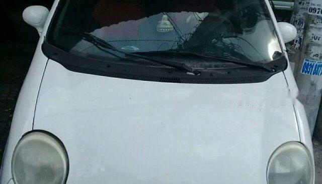 Cần bán xe Daewoo Matiz đời 2008, màu trắng