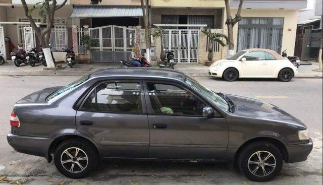 Bán Toyota Corolla đời 1999, màu xám số sàn