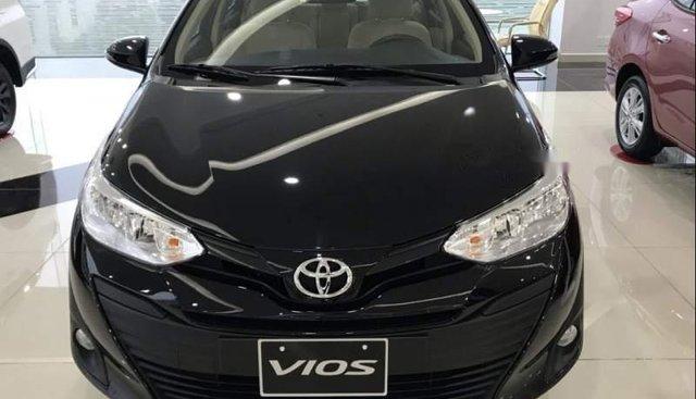 Bán Toyota Vios 2019, màu đen. Ưu đãi lớn