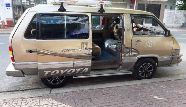 Bán xe Toyota Liteace MT sản xuất năm 1987, nhập khẩu