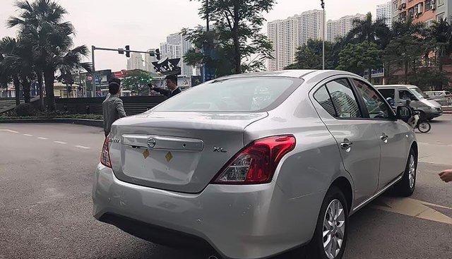 Cần bán Nissan Sunny năm sản xuất 2019, màu bạc