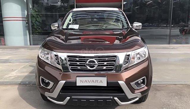 Cần bán Nissan Navara năm sản xuất 2019, màu nâu, nhập khẩu