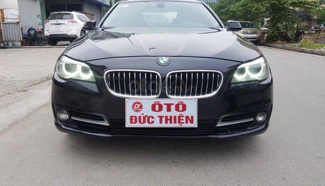 BMW 535i đời 2014, màu đen, nhập khẩu