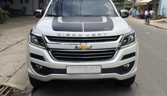 Cần bán xe Chevrolet Trailblazer 2.8L 2018, máy dầu 2 cầu, nhập khẩu nguyên chiếc, cần bán 940 triệu