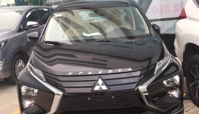 Bán ô tô Mitsubishi Xpander đời 2019, màu đen, nhập khẩu