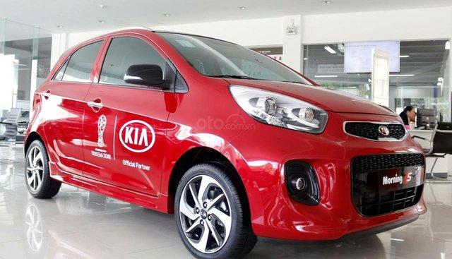 [Kia Cầu Diễn] - Giá sốc lô Kia Morning 2019 áp dụng thuế 0%. Hỗ trợ trả góp 85% - Nhận xe với 73 triệu, LH 098.959.9597