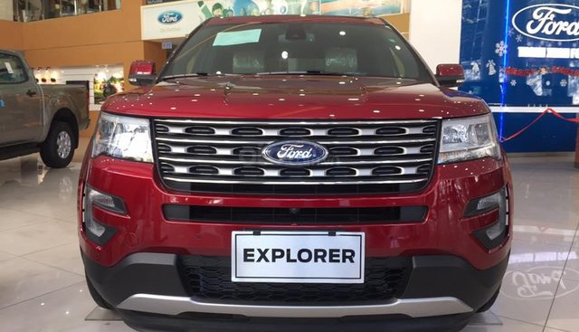 Bán ô tô Ford Explorer, xe nhập. Sẵn xe giao ngay