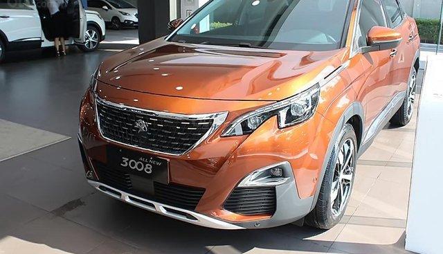Cần bán xe Peugeot 3008 1.6 AT năm 2019