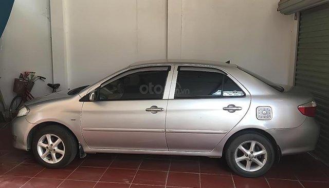 Bán Toyota Vios năm sản xuất 2005, màu bạc