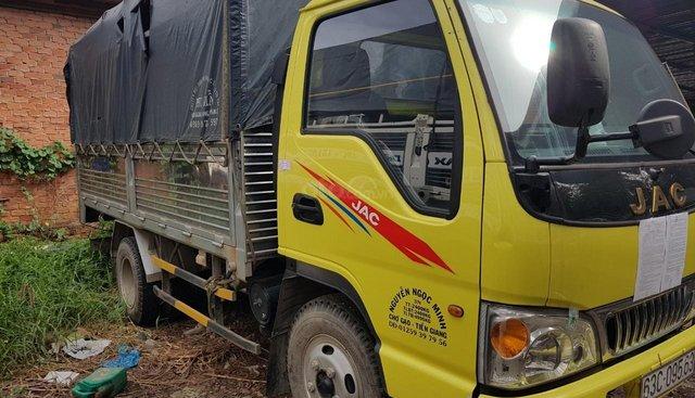Bán xe tải Jac 2,4 tấn đời 2017 đã qua sử dụng thùng dài 3m7 tại TP. HCM