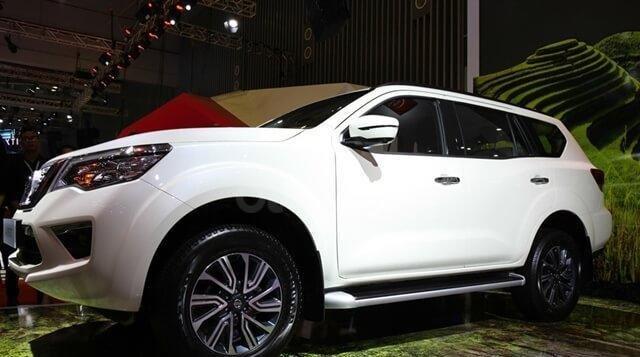 Bán ô tô Nissan Terra S 2019, màu trắng, nhập khẩu nguyên chiếc