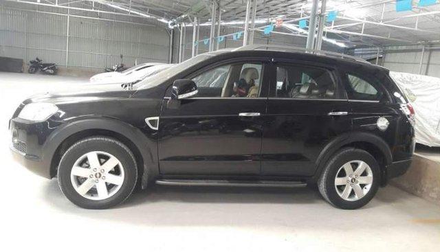 Gia đình bán Chevrolet Captiva năm sản xuất 2007, màu đen