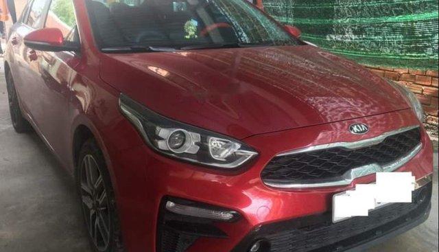 Bán xe Kia Cerato đời 2019, màu đỏ, nhập khẩu nguyên chiếc, giá tốt