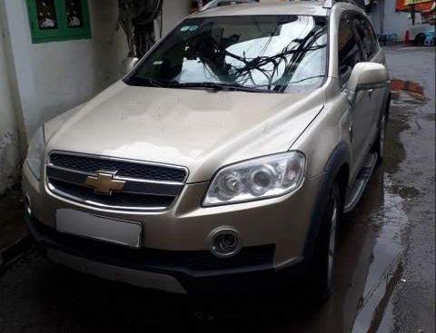 Xe Chevrolet Captiva MT 2007, giá chỉ 245 triệu
