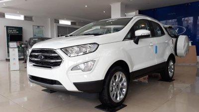 Bán Ford EcoSport tại Vinh Nghệ An, giảm giá sập sàn sốc nhất năm, tặng BH vật chất cùng gói phụ kiện 20tr