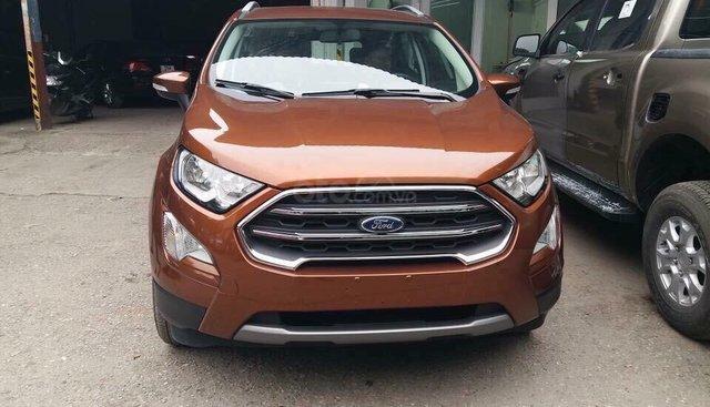 Ford Thủ Đô báo giá xe Ford Ecosport 2019 mới nhất, khuyến mại lên đến 60Tr, đủ màu, trả góp toàn quốc