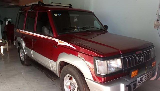 Bán Mekong Star 2.5 MT sản xuất 1996, màu đỏ