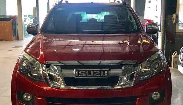 Bán xe Isuzu Dmax 2.5L MT 2015, xe bán tại hãng Ford An Lạc