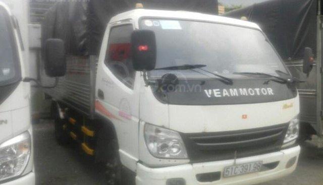 Bán ô tô Veam Bull 1.95 tấn, đời 2014, màu trắng