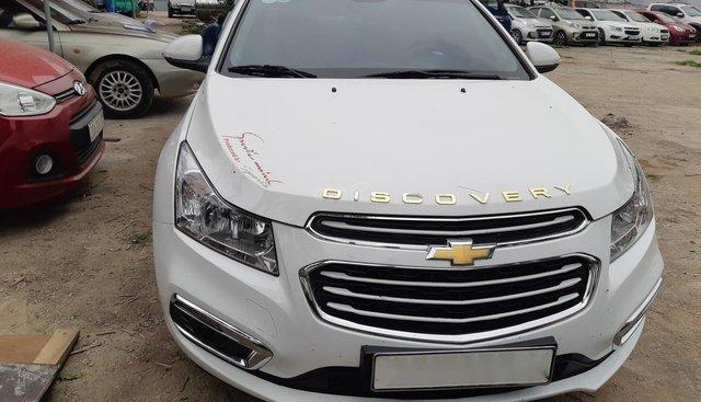 Ngân hàng bán đấu giá xe Chevrolet Cruze 2018, biển 14A