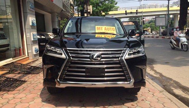 MT Auto bán Lexus LX 570 Sx 2019, nhập Mỹ, màu đen, LH em Hương 0945392468