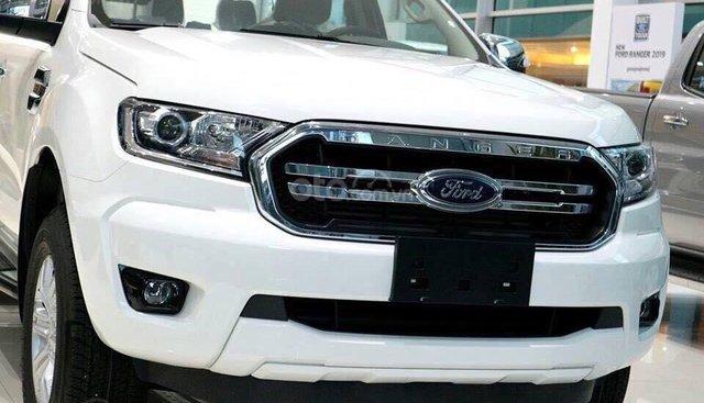 Cần bán xe Ford Ranger XLT hai cầu tự động 2019, đủ màu, nhập khẩu, giá rẻ tặng full kiên, LH 0974286009