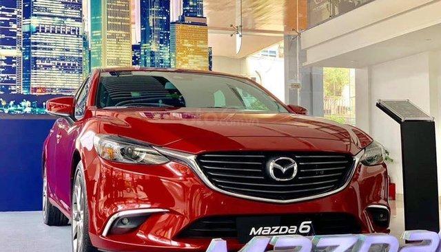 Bán Mazda 6 2.0 Facelift 2019, ưu đãi khủng - Hỗ trợ trả góp - Giao xe ngay - Hotline: 0973560137