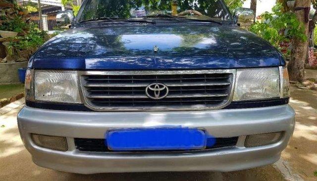 Cần bán xe Toyota Zace MT 2001, màu xanh lam, nhập khẩu còn mới