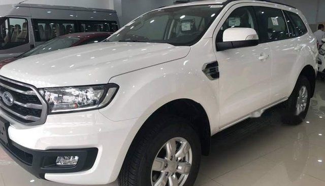 Bán ô tô Ford Everest năm 2019, màu trắng, nhập khẩu nguyên chiếc, giá chỉ 979 triệu