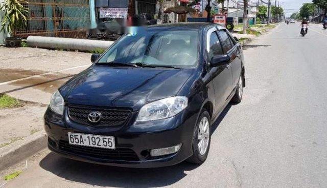 Bán Toyota Vios đời 2005, màu đen, nhập khẩu nguyên chiếc, giá 158tr