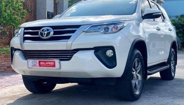Cần bán gấp Toyota Fortuner năm sản xuất 2017, màu trắng, nhập khẩu
