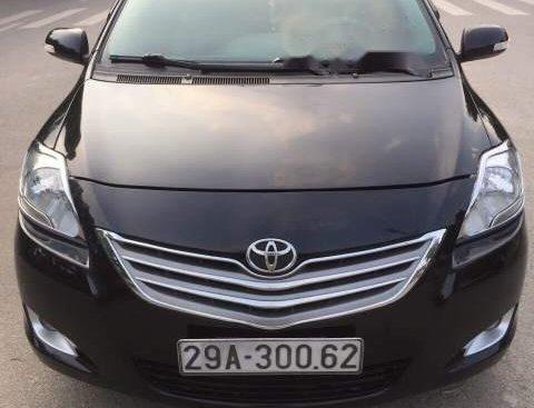 Bán Toyota Vios 1.5E năm 2011, màu đen chính chủ