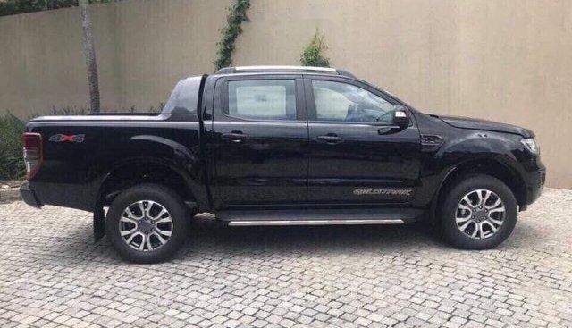 Bán Ford Ranger năm sản xuất 2019, màu đen, xe nhập, giá chỉ 630 triệu