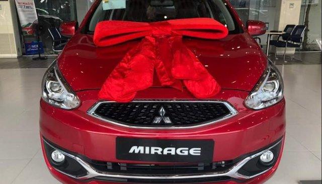 Bán Mitsubishi Mirage sản xuất năm 2018, nhập khẩu Thái