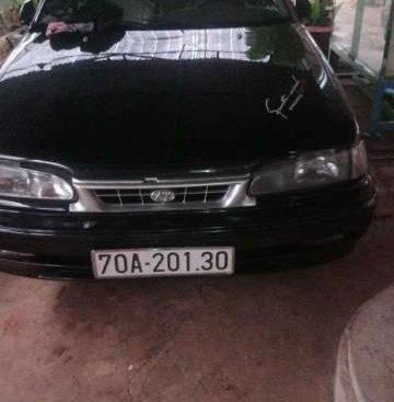 Bán ô tô Hyundai Sonata đời 1993, màu đen, xe nhập chính chủ, giá chỉ 38 triệu