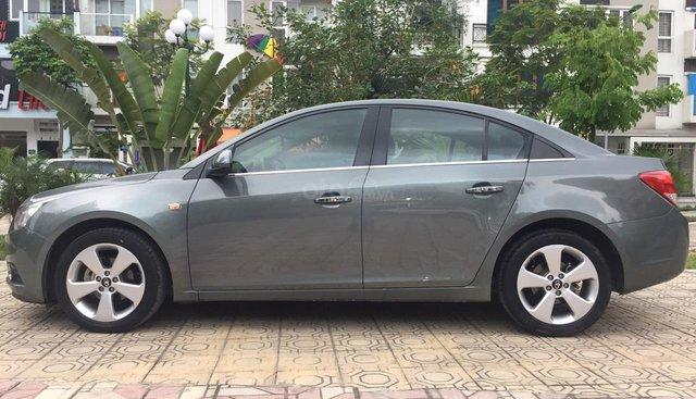 Bán Daewoo Lacetti CDX 1.8 AT sản xuất 2011, màu xám (ghi), xe nhập