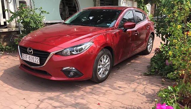Cần bán xe Mazda 3 1.5L đời 2016, màu đỏ, giá tốt