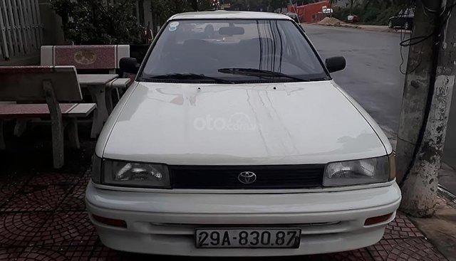 Bán Toyota Corolla đời 1991, màu trắng, nhập khẩu