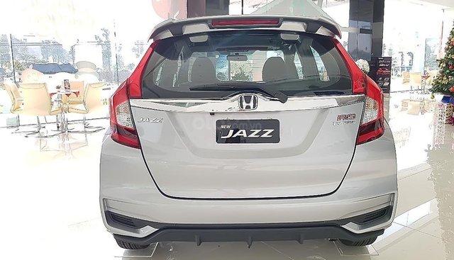 Bán xe Honda Jazz RS sản xuất 2018, màu bạc, nhập khẩu Thái
