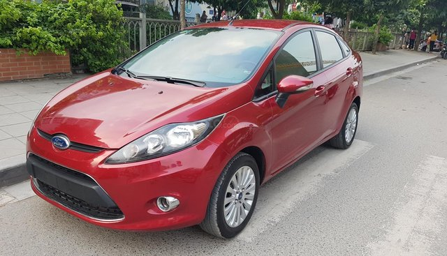Bán Ford Fiesta đời 2011, số tự động
