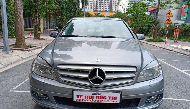Cần bán Mercedes C230 sản xuất 2009, màu bạc, nhập khẩu nguyên chiếc