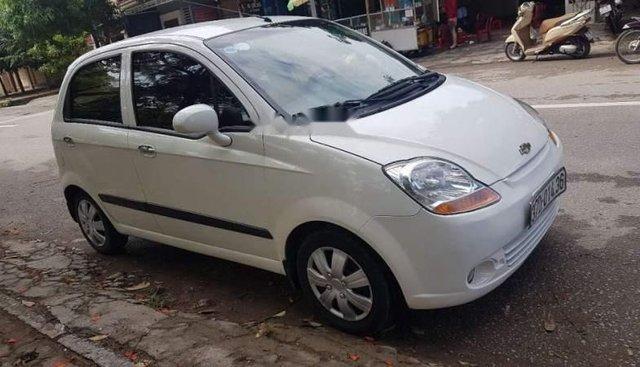 Bán xe Chevrolet Spark Van đời 2015, màu trắng chính chủ