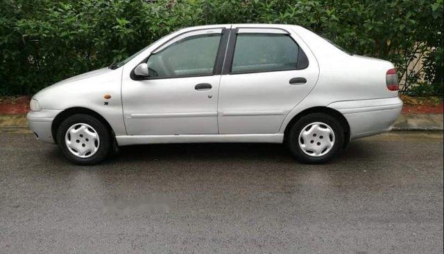Bán ô tô Fiat Siena đời 2003, màu bạc, nhập khẩu nguyên chiếc