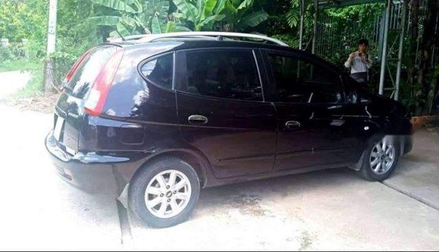 Bán ô tô Chevrolet Vivant AT đời 2008, màu đen, nhập khẩu nguyên chiếc, giá tốt