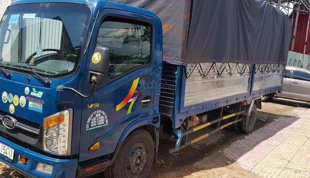 Xe Veam 3T5 thùng 5 mét, máy Kia Hyundai 2017