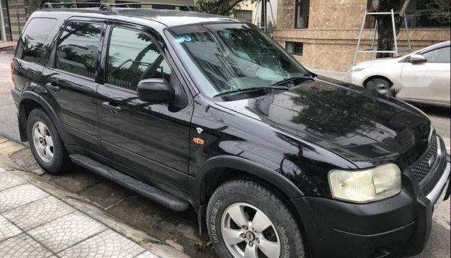 Cần bán lại xe Ford Escape AT đời 2002, nhập khẩu nguyên chiếc
