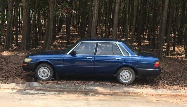 Cần bán Toyota Cressida đời 1981, màu xanh lam, nhập khẩu