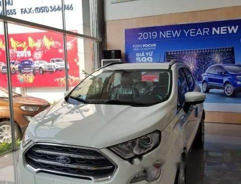 Bán xe Ford EcoSport sản xuất năm 2019, màu trắng