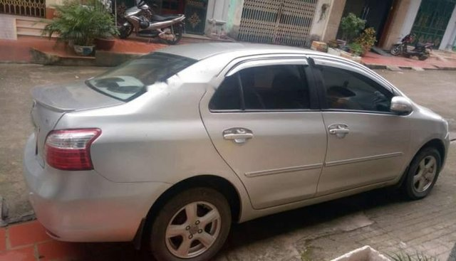 Bán Toyota Vios đời 2009, màu bạc, nhập khẩu nguyên chiếc